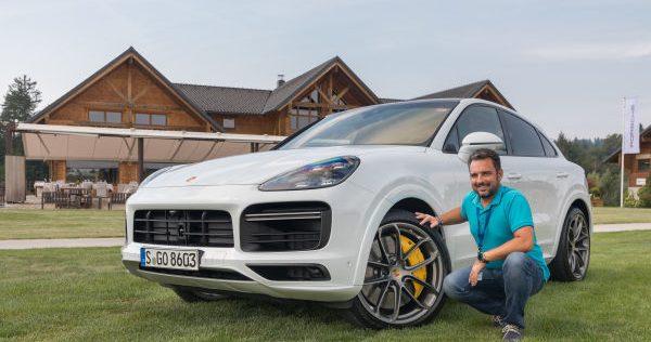 Adrian Drăgan_Test Drive Porsche Cayenne Coupe