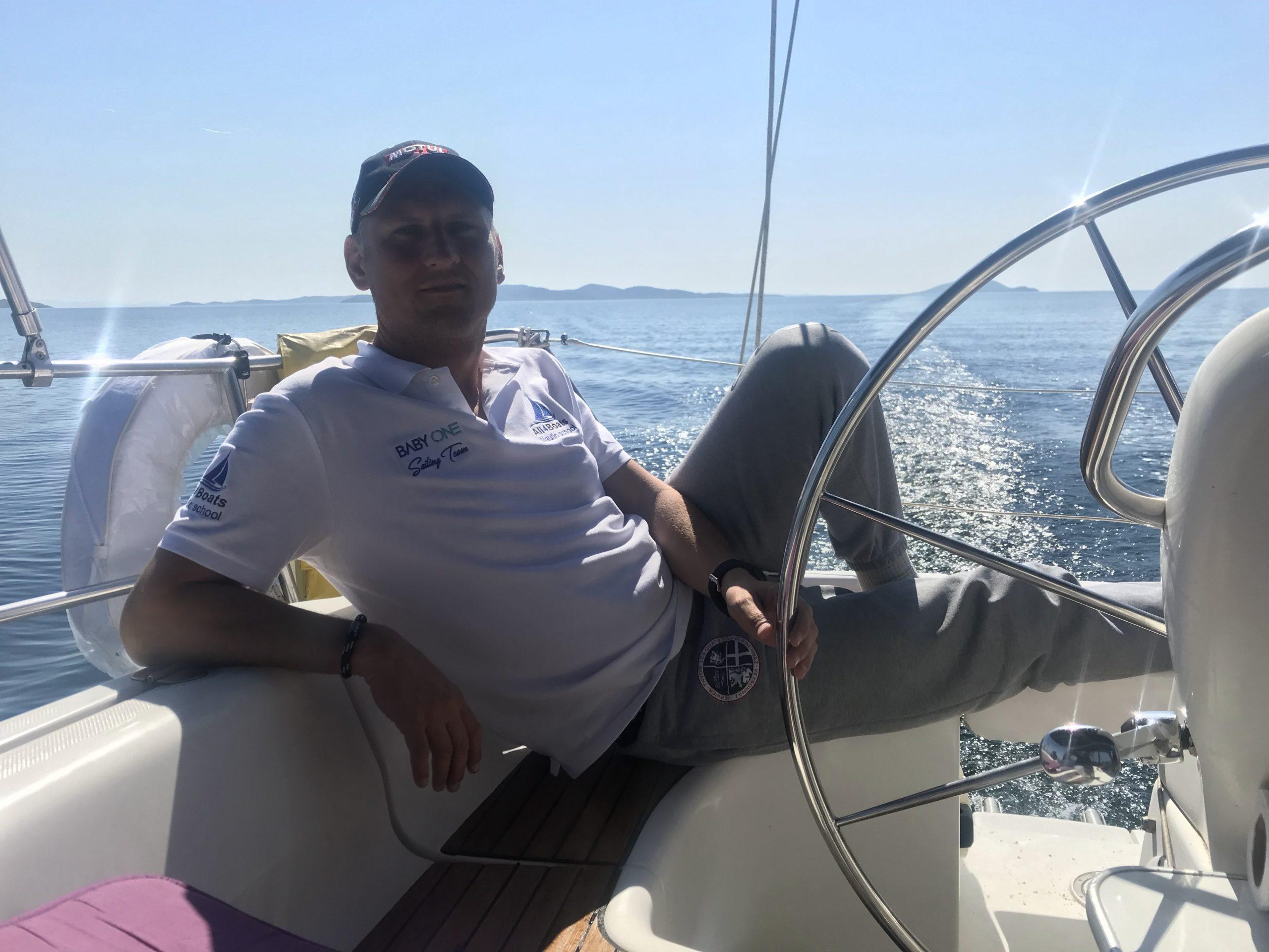 Cristi Aldea - All4boats
