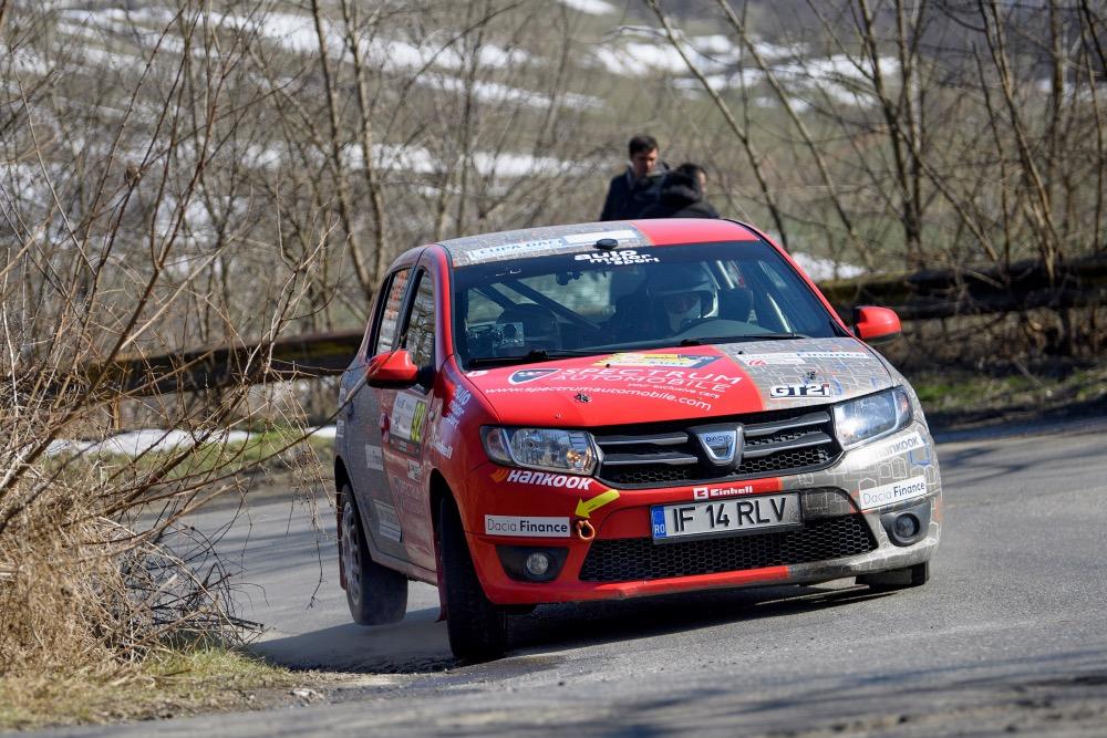 Raliul Brașovului 2021, PS 1 - Făgpraș: primul contact cu mașina în regim de competiție